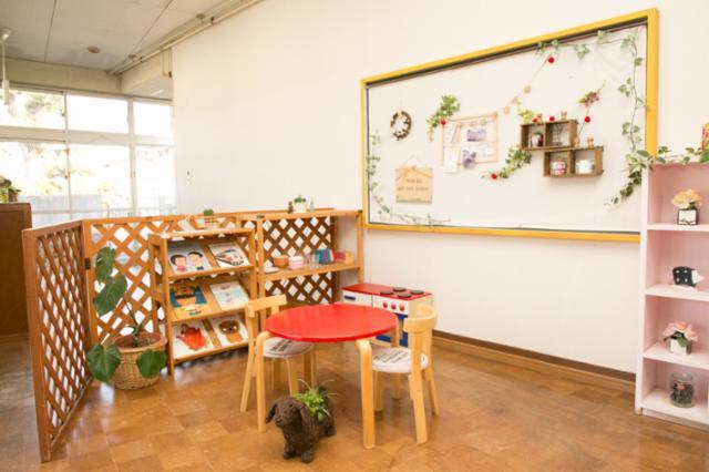 野田市立清水保育所の画像・写真