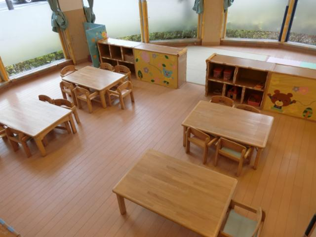 柏の葉キャンパス保育園の画像・写真