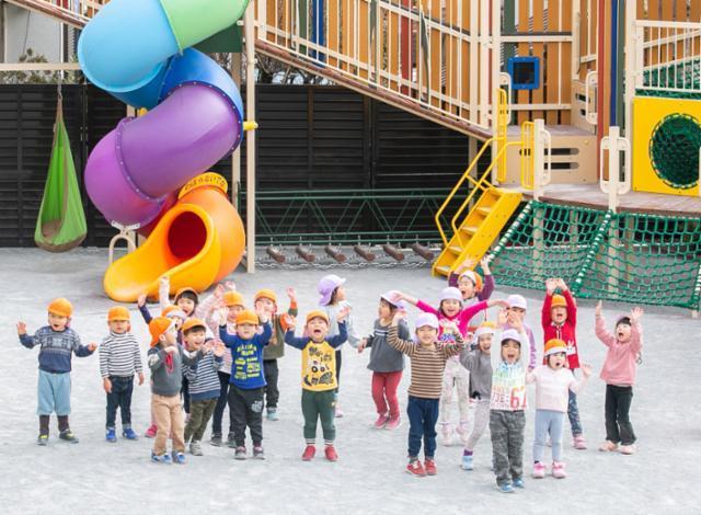 鹿島田もりのこ保育園の画像・写真