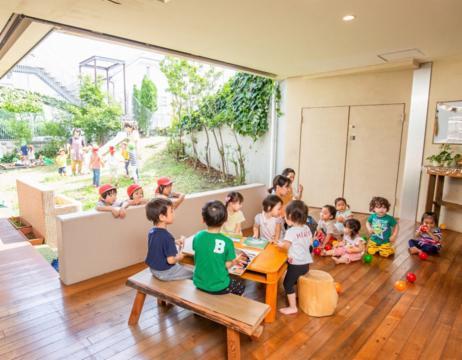 武蔵中原もりのこ保育園の画像・写真