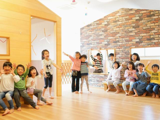 まなびの森保育園竹ノ塚の画像・写真
